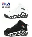 FILA MB FHE102 001/BLACK 005/W...