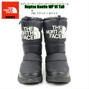 THE NORTH FACE Nuptse Bootie W