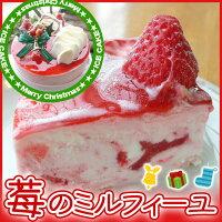クリスマスケーキ いちご アイスケーキ