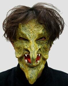 パーティーグッズ 仮装衣装/ フェイスマスク 魔王 - Face Mask Devil【RCP】【はこぽす対応商品】