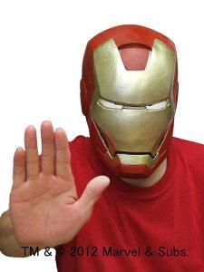 パーティーグッズ 仮装衣装/ なりきりマスク アイアンマン/ものまね・なりきり 【RCP】【はこぽす対応商品】