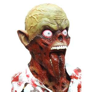 パーティーグッズ / 舌出しゾンビ Tongue out Zombie/[ものまね・なりきり・お化け屋敷・肝試し・ホラー・学園祭演出] 【RCP】