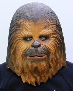 パーティーグッズ 仮装衣装/ なりきりマスク チューバッカ STAR WARS スターウォーズ公式ライセンス /ものまね なりきり 【RCP】【はこぽす対応商品】