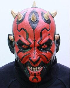パーティーグッズ 仮装衣装/ なりきりマスク なりきりダースモール STAR WARS スターウォーズ公式ライセンス/ものまね・なりきり 【RCP】【はこぽす対応商品】