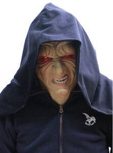 【送料無料】パーティーグッズ 仮装衣装/ コレクターズマスク ダース・シディアス フード付きスーパーラテックスマスク STAR WARS スターウォーズ /ものまね・なりきり 【RCP】
