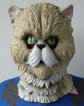 アニマルマスク ペルシャねこ かぶりもの アニマル 動物 動物マスク