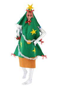 ツリーマンMen's[男性用サンタクロース衣装・クリスマスコスチューム]