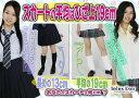 Teens Ever プリーツスカート チェック(朱赤×ネイビー×白) JK 仮装衣装 制服 スクール セーラー服 コスプレ コスチューム 3