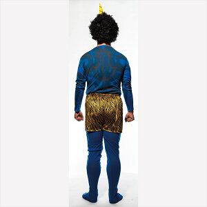【送料無料】パーティーグッズ仮装衣装コスチューム/赤鬼セットリアルボディ/節分鬼【05P20Nov15】