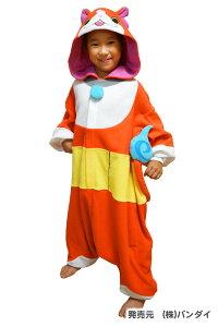 妖怪ウォッチ ジバニャン フリース着ぐるみ 110cm SAZAC【はこぽす対応商品】【05P05Sep15】
