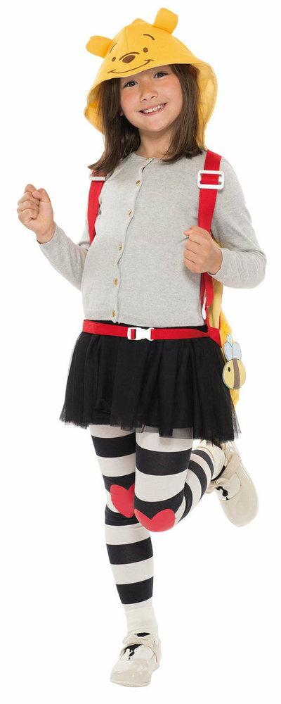 在庫限り おしりバッグプー アクセサリー ディズニー くまのプーさん リュックサック 仮装 変装 ハロウィン 衣装画像