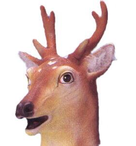 パーティーグッズ/ アニマルマスクII 小鹿 【かぶりもの】/ものまね・なりきり 【RCP】【はこぽす対応商品】