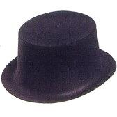 シルクハット黒DX ハロウィン ダンス衣装 変装グッズ コスプレ 帽子 シルクハット 手品師 マジシャン かぶりもの ダンス