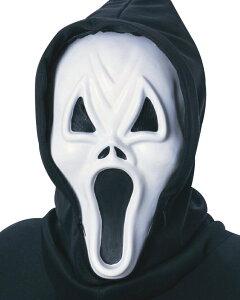 ハロウィン・ハロウィン衣装・コスプレ /ハウリングゴーストマスク ハロウィン 仮装 コスチューム 衣装