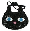 在庫限り キャットポシェット 黒猫 キャンディバッグ 仮装 ...