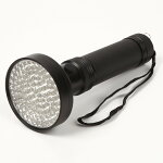 100LEDブラックライトUVライト強力100灯LED紫外線ライト