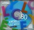 【送料無料】★TDK 音楽用CD-R 80minブルー CD-RLC80BLN