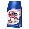 【ペットライン】メディファス室内猫毛玉ケアプラス11歳からチキン&フィッシュ味(1.41kg)
