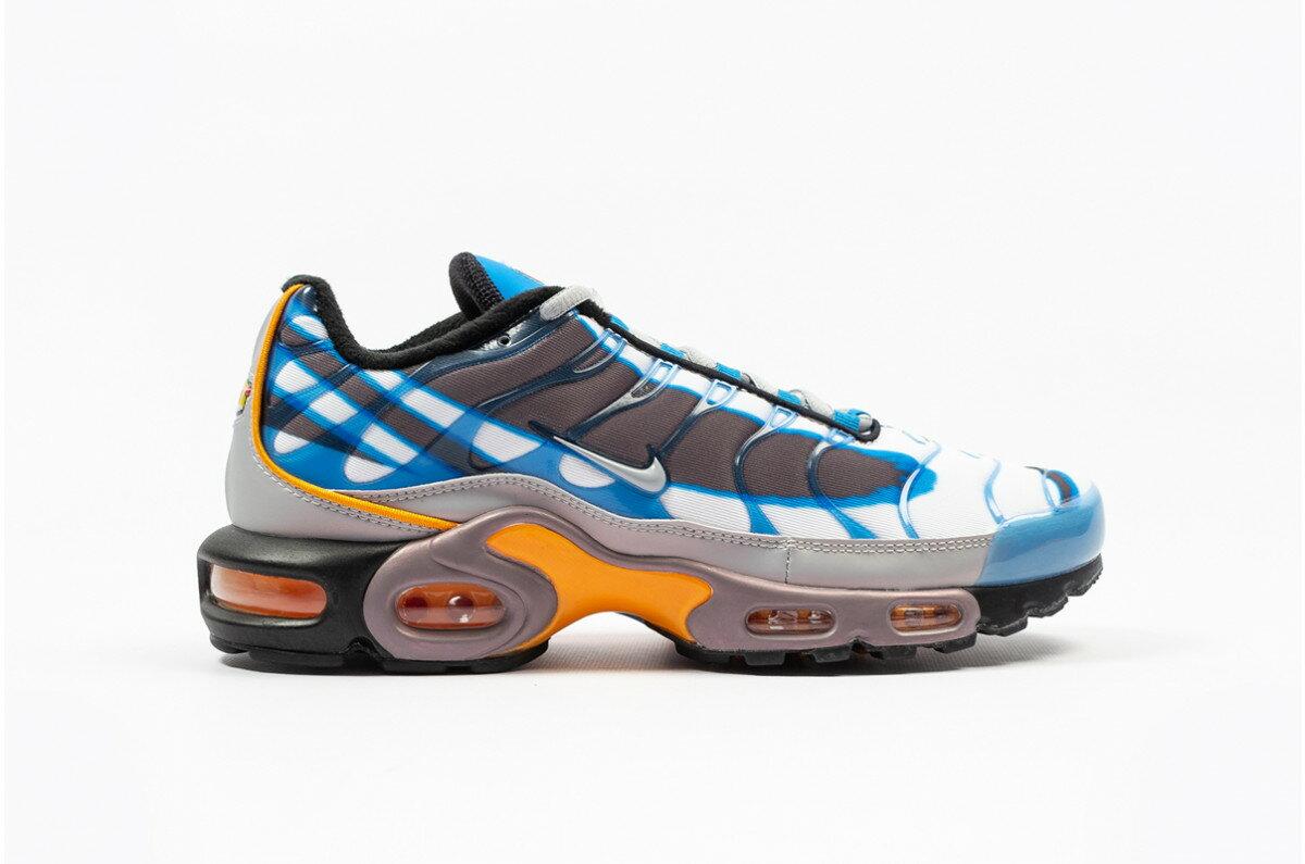 靴, スニーカー NIKE AIR MAX PLUS PREMIUM