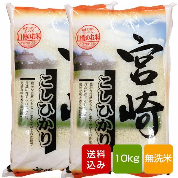 【送料無料】ミルキークイーン 無洗米 10kg 熊本県産 30年度産