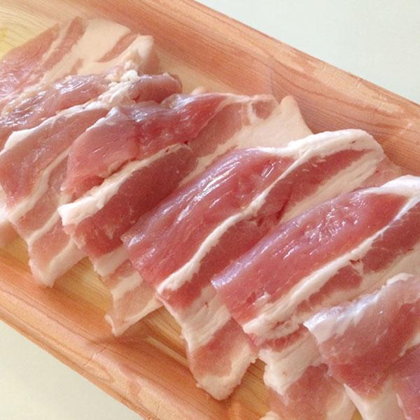 豚肉, バラ・カルビ  200g
