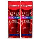 【送料無料】【最新版】コルゲート オプティックホワイト リニュー ホワイトニング 歯磨き粉 ハイインパクト ホワイト 85g【お得な 2本セット】Colgate Optic White Renewal High Impact White・・・
