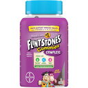 【ポイント5倍】 サプリメント ビタミンフリントストーンズ 子供用 総合ビタミン サプリメン グミ ミックフルーツ味 80粒 Flintstones