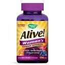 【ポイント5倍】 サプリメント ビタミン 女性用 マルチビタミン グミ フルーツ味 アライブ 130粒 Alive