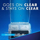 【ポイント5倍】 ジレット Gillette メンズ クールウェーブ クリア ジェル 制汗剤 デオドラント 107g x 2個 ツインパック 海外 デオドラント アメリカ 3