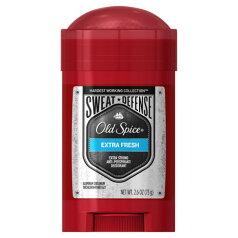 【ポイント5倍】 海外 デオドラント オールドスパイス Old Spice ハーデストワーキングコレクション スウェットディフェンス エクストラ フレッシュ 制汗剤 デオドラント 73g