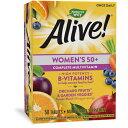 【ポイント10倍】 ネイチャーズウェイ アライブ 50歳以上 女性用 エナジー 総合ビタミン サプリメント タブレット 50粒 50日分 Nature's Way サプリメント ビタミン アメリカ