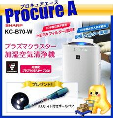 2013年ショップ・オブ・ザ・マンスのプロキュアエースがお届けする大特価☆加湿器付空気清浄機...