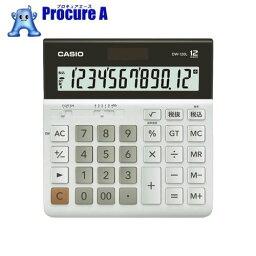 カシオ ワイド実務電卓 DW-120L-N ▼836-2058 カシオ計算機(株)