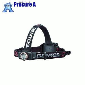 GENTOS Gシリーズ 明暗ライトセンサー搭載LEDヘッドライト 009RG GH-009RG ▼819-3898 ジェントス(株)
