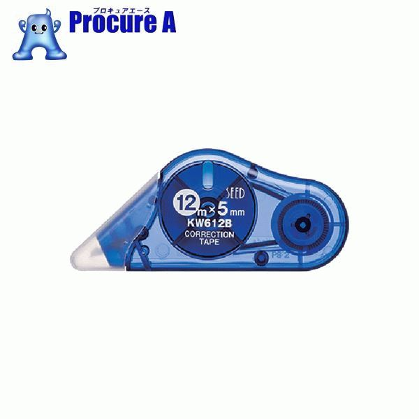 シード ケシワードロングブルー 5mm KW612B ▼856-0078 (株)シード画像
