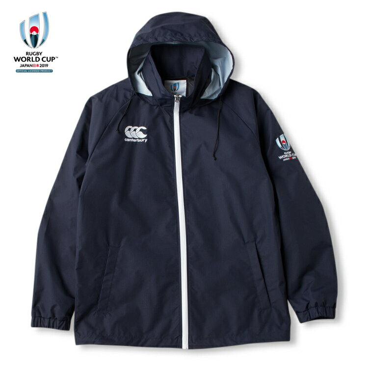 ウェア, シャツ  CANTERBURYRWC2019 FIELD JACKET VWD79260