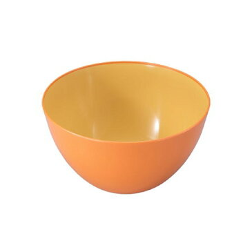 クッキングボウルPT 18cm バレンシアオレンジ