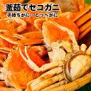 訳あり釜茹でセコガニ(1杯)小サイズ【せこがに 香箱ガニ セ...