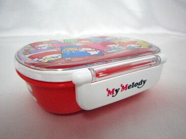 マイメロディ (1週間柄) 食洗機対応 お弁当箱360ml 【楽ギフ_包装】【サンリオ】05P10Jan15