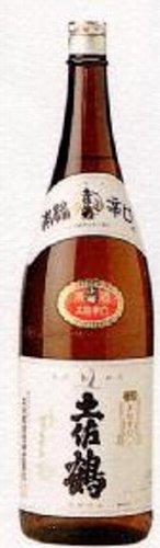 土佐鶴 上等酒(上撰) 本格辛口 1800ml