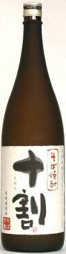 宝酒造 本格そば焼酎 十割 1800ml