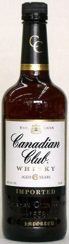 カナディアンウイスキー カナディアンクラブ 750ml