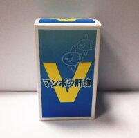 カノウ化学マンボウ肝油V90粒2個セット【送料無料】