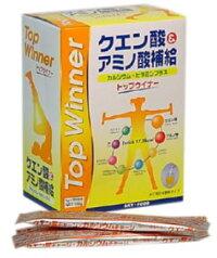 スカイフーズクエン酸&アミノ酸補給トップウイナー(5g×30包)2個セット【送料無料】
