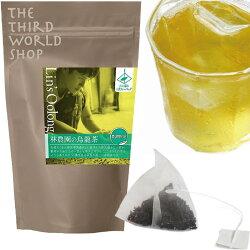 ティーバッグ林農園の烏龍茶【台湾ウーロン茶】【農薬・化学肥料不使用】