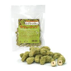 カシューナッツグリーンティー味
