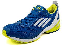 adidas(アディダス) FL RUNNER(FLランナー) G62784 ダークローヤル/ホワイト/ラブライム