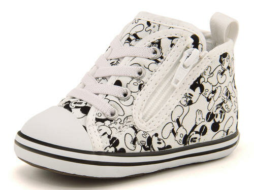 converse(コンバース) BABY ALL STAR N MICKEY MOUSE PT Z(ベビーオールスターNミッキーマウスPTZ) 7CK653 モノ
