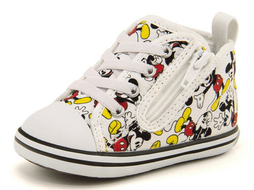 converse(コンバース) BABY ALL STAR N MICKEY MOUSE PT Z(ベビーオールスターNミッキーマウスPTZ) 7CK654 マルチ