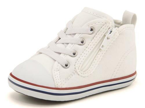 converse(コンバース) BABY ALL STAR N GIFTBOX 3 Z(ベビーオールスター Nギフトボックス3Z) 32712200 オプティカルホワイト